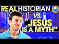 """Real Historian Responds to """"Jesus Was a Myth"""" Claims"""