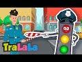 Semaforul vesel - Cântece educative pentru copii | TraLaLa