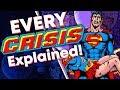 EVERY DC Comics Crisis Explained!