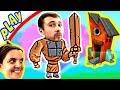 Персонаж - ПОДПИСЧИКАМ! Башня - ПРоХоДиМЦУ, Улитка - БолтушкЕ! #289 Игра для Детей - Tower Conquest