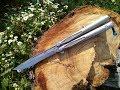 Нож-бабочка, балисонг microtech tachyon 3 titanium реплика из Китая. Dhgate.com , The One.