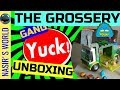 The Grossery Gang Series 3 Toy Review | Unboxing | Muck Chuck Garbage Truck Playset