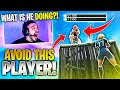 The ONLY Type Of Player You Can't Predict.. (Fortnite Battle Royale)