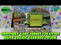 NEW! Grossery Gang Series 3 Muck Chuck Garbage Truck Playset With 2 Exclusive Grosseries