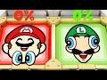 Super Mario Party MiniGames - Mario Vs Luigi Vs Donkey Kong Vs Bowser Jr (Master Cpu)