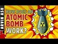 How Does an Atom Bomb Work? And why don't more countries have it?