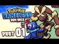 Pokemon Nameless Rom Hack Part 1 A MEGA ALREADY! Gameplay Walkthrough