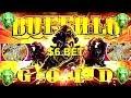 BUFFALO GOLD SLOT MACHINE 🐃 | BONUS • $6 BET | LIVE SESSION