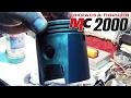 Покраска поршня МС 2000