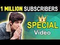 1 MILLION SUBSCRIBERS | Motivational Video | Shahmeer Abbas