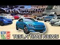 Tesla Time News - Ford Enters the Electric Arena!