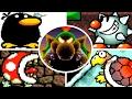 Yoshi's Island - All Bosses (No Damage)