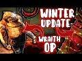WINTER UPDATE | WRAITH OP - Dead by Daylight