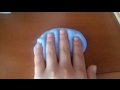Как сделать хрустящий лизун без тетрабората натрия и пены для бритья!!
