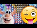 ГЛЮК В ИГРЕ 😄 ГОВОРЯЩИЙ БУБА ИГРА Мультик для детей НОВЫЕ СЕРИИ - Talking Booba Game for kids