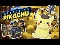 ★Winning Pokemon Detective Pikachu Toys From The Arcade Claw Machine!!