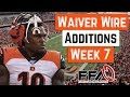 Top Waiver Wire Targets - Week 7 - 2019 Fantasy Football Advice