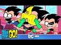 Teen Titans Go! | Top 10 Funniest Robin Moments | DC Kids