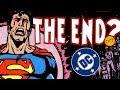 DC Comics Ending? Future Uncertain at WarnerMedia