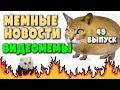 Свежие мемовости.  Лютые приколы (видеомемы). 49 выпуск.