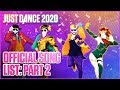 Just Dance 2020: Official Song List - Part 2   Ubisoft [US]