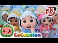 Baby Shark Submarine + More Nursery Rhymes & Kids Songs - CoCoMelon