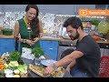Ezgi Sertel'le Kadınlar Bilir'de iki usta, iki lezzet: Pide ve taco yapımı