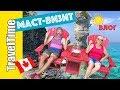 🇨🇦  ВЛОГ ПУТЕШЕСТВИЕ ПО КАНАДЕ 🇨🇦 куда поехать из Торонто | Flowerpot Island | Жизнь в Канаде