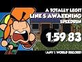 A Totally Legit Link's Awakening DX speedrun (ANY% in 2:07 WORLD RECORD)