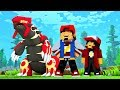 Minecraft: PRIMAL GROUDON- POKEMON #26 ‹ EduKof Games ›