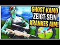 Ghost Kamo zeigt sein KRANKES Aim😱 | Aqua PICKAXES Benjyfishy 1vs1! | Fortnite Highlights Deutsch