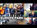 Tour durch den Europa-Park! Wir rocken den Silverstar! Deutschlands höchste Achterbahn!! // VDSIS