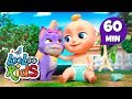 Pussy Cat, Pussy Cat - Educational Songs for Children | LooLoo Kids