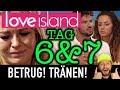 Love Island 2019: Julia ENTLARVT LÜGEN-Yasin in DUSCHE! Tag 6 & 7
