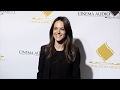 Sarah Butler 53rd Annual CAS Awards Red Carpet