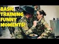 Basic Training Funny Moments! - *COULD YOU MAKE IT?*
