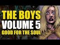 The Boys Vol 5: Good For The Soul | Comics Explained