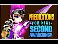 My Predictions on the Next Second Awakening Monsters... (Summoners War)