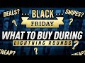 THE BEST THINGS TO BUY DURING BLACK FRIDAY LIGHTNING ROUNDS! FIFA 19 Ultimate Team