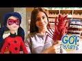 Москва для детей - Кукла Леди Баг в супермаркете Мастерславля! - Отдых в Москве - Куда сходить