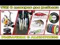 Топ 6 товаров для рыбалки с Aliexpress.