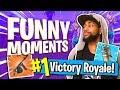 Daquan Funny Moments - TSM Daequan Compilation Fortnite ( funniest moments )