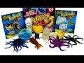 Деагостини игрушки для детей резиновые. Медузы&Ко. Сюрпризы в пакетиках. #медузы #deagostini