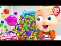 Learn Animal Sounds | + More Kids Songs | Billion Surprise Toys