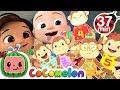 Five Little Monkeys + More Nursery Rhymes & Kids Songs - CoCoMelon