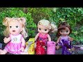 Baby Alive Sara Is Bored ! Toys and Dolls Fun Baby Doll Pretend Play for Kids | SWTAD