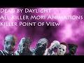 Dead by Daylight | All Killer Mori Animations Killer Pov