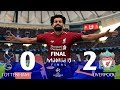 Recreación Tottenham 0-2 Liverpool FINAL Uefa Champions League 2019