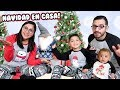 Decoramos la Casa de Navidad | Pino Navideño | Family Juega