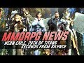 MMORPG News: FINALLY, NEW MMOs! Neon Exile, Path of Titans, Seconds from Silence + Astellia CBT2